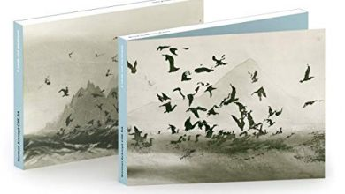 Photo of Royal Academy Norman Ackroyd Seascapes Set of 6 Art Greeting Cards (17 x 12 cm)