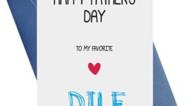 Photo of Funny Father's Day Card, Fathers Day Card from Wife, Funny Fathers Day Card for Husband Boyfriend, Daddy Baby Daddy Card, Favorite DILF