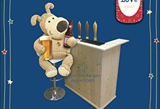 Photo of Father's Day Card – Cute Father's Day Card – Father's Day Card with Dog – Boofle Father's Day Card – Father's Day Card for Dad – Father's Day Gifts – Gift Card for Him – Boofle Gifts – Gifts for Dad