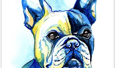 Photo of French Bulldog Fathers Day Cards Gifts – Custom Text