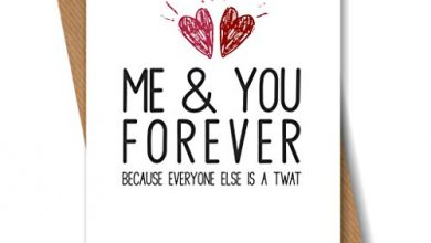 Photo of Valentine Anniversary Love Greeting Card – Me and You Forever